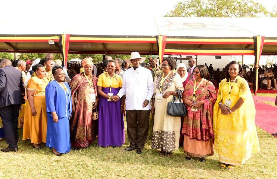 ESIPPS Executive Director amongst medalists at Women's day celebrations